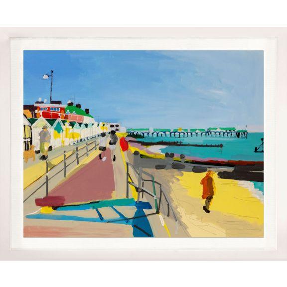 Alison Jones British Watercolor No. 4