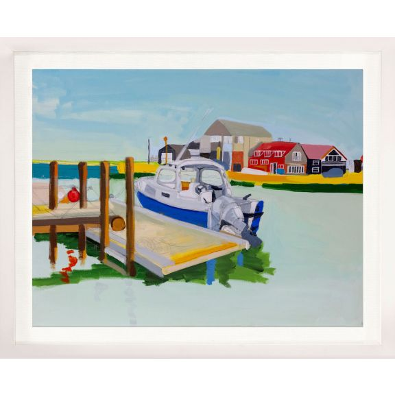 Alison Jones British Watercolor No. 7
