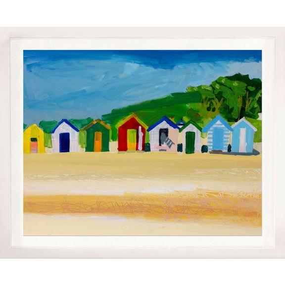 Alison Jones British Watercolor No. 8