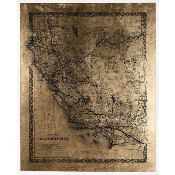 An American Journey, Large: California 2