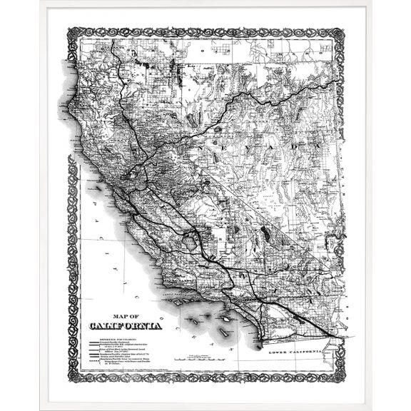 An American Journey, Large: California 1