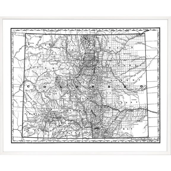 An American Journey, Large: Colorado 1