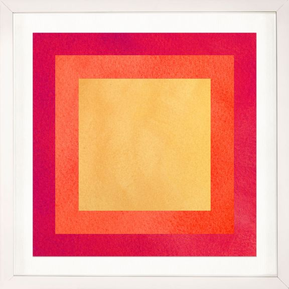 Color Squares No. 9