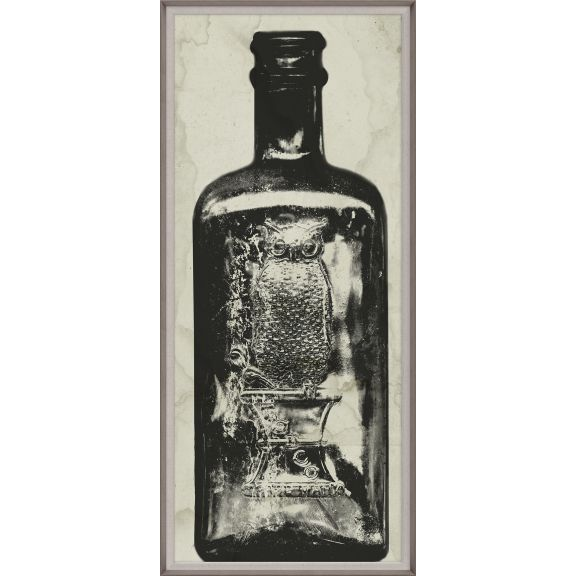Copper River Bottle 1, Panel
