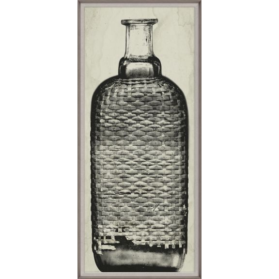Copper River Bottle 3, Panel
