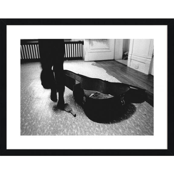 David Ritchie Collection, Guitar Case, Legs