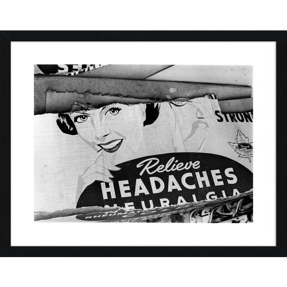 David Ritchie Collection, Headache