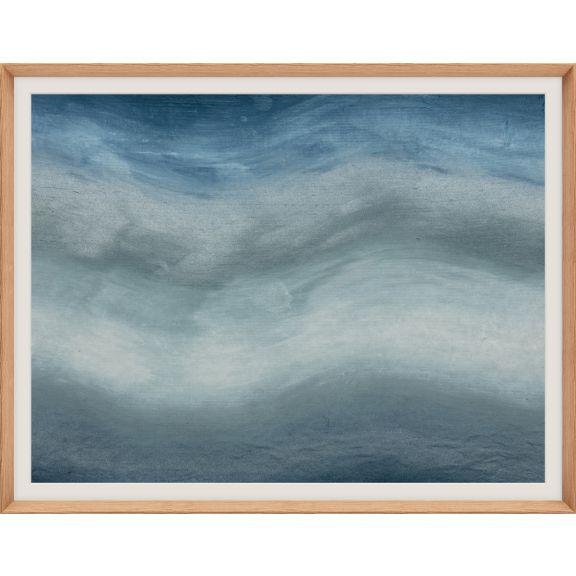 Ethereal Landscape, Blue 1