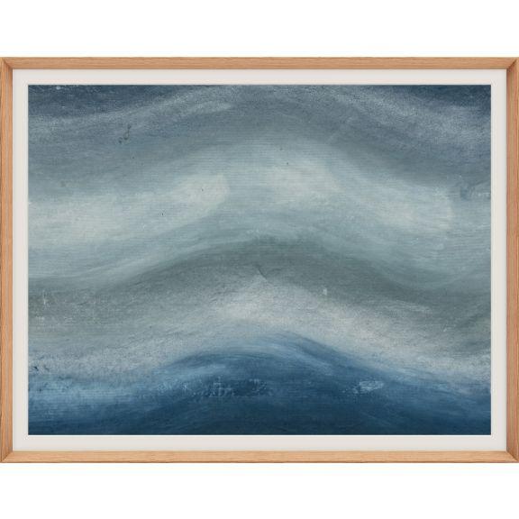 Ethereal Landscape, Blue 2