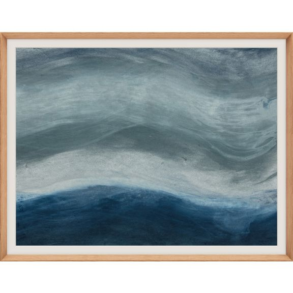 Ethereal Landscape, Blue 3
