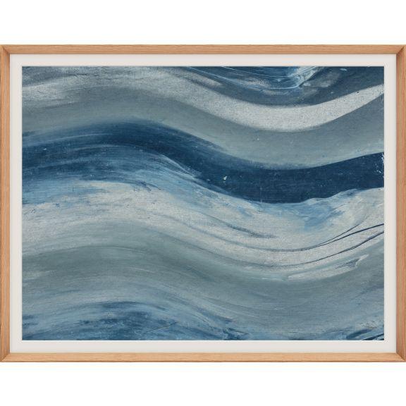Ethereal Landscape, Blue 4