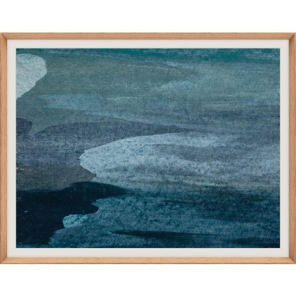 Ethereal Landscape, Blue 5
