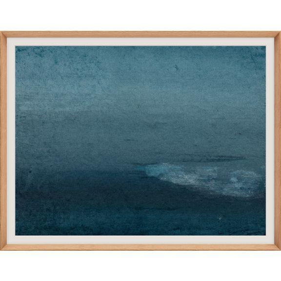 Ethereal Landscape, Blue 6