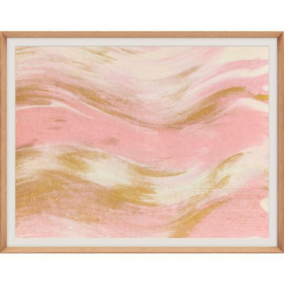 Ethereal Landscape, Pink 4