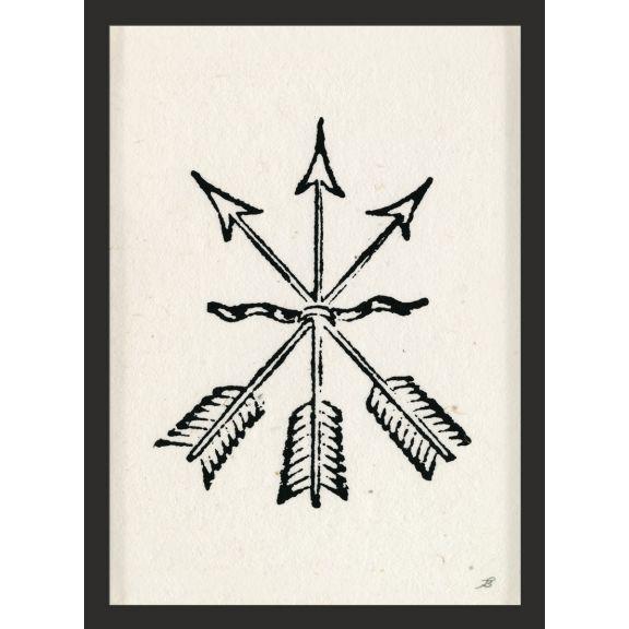 Fernando Boher: 3 Arrows