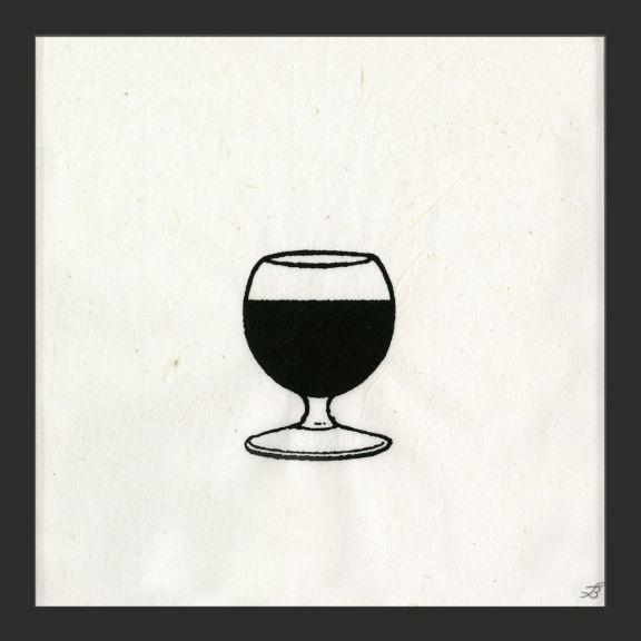 Fernando Boher: Glass of Wine