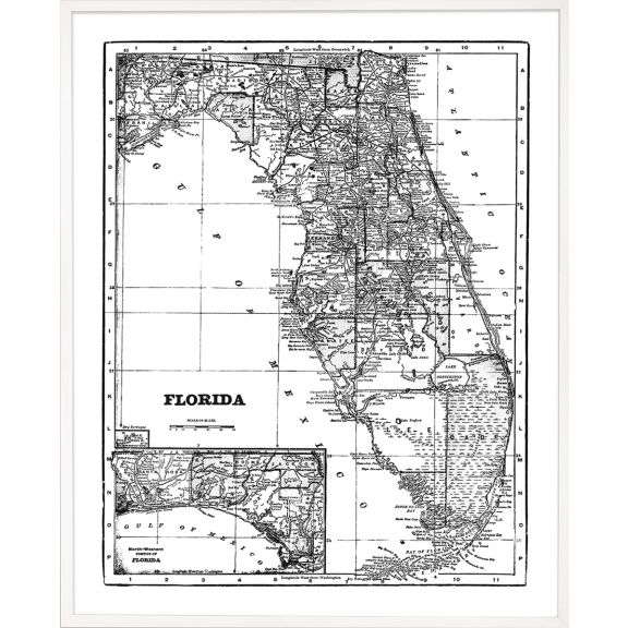 An American Journey, Large: Florida 1