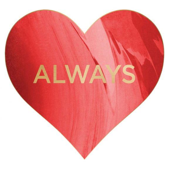 Love Hearts, Always