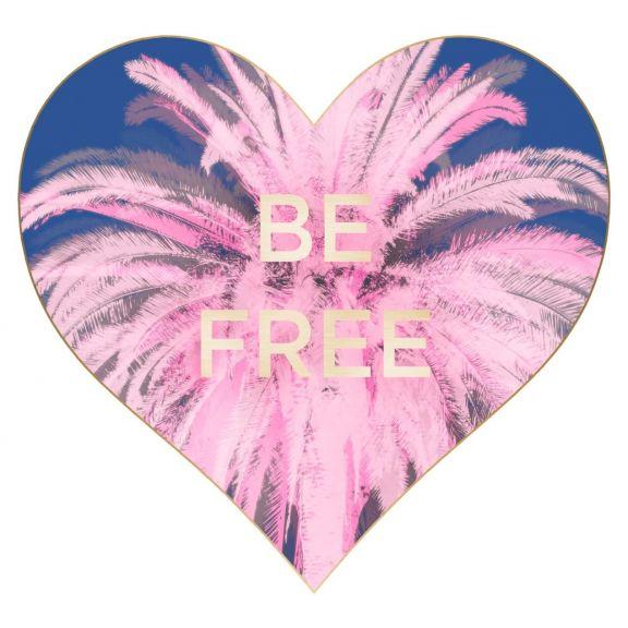 Love Hearts, Be Free