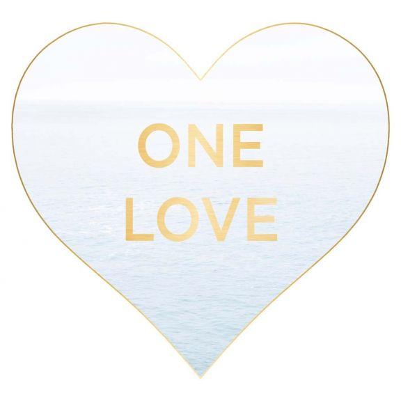 Love Hearts, One Love