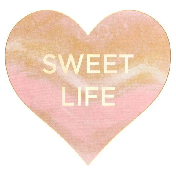 Love Hearts, Sweet Life