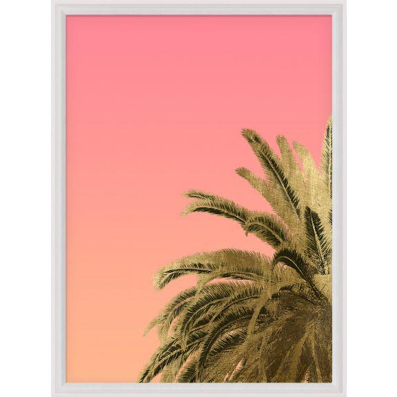 Palm Springs, Palms Top Diptych 1