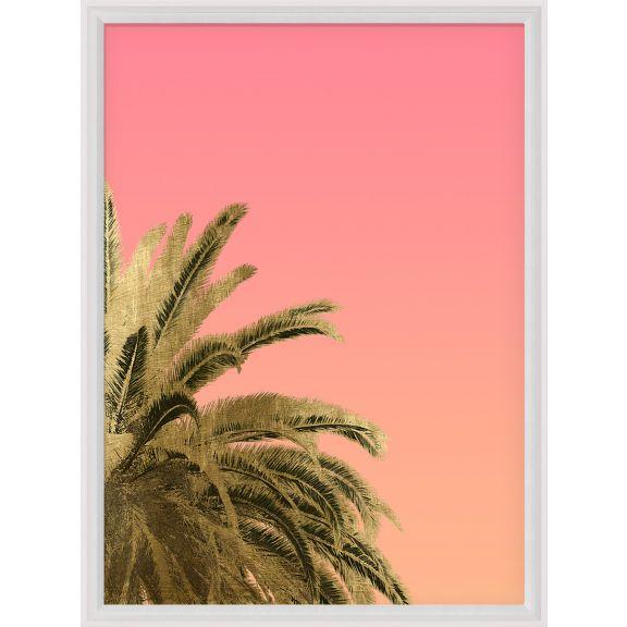 Palm Springs, Palms Top Diptych 2