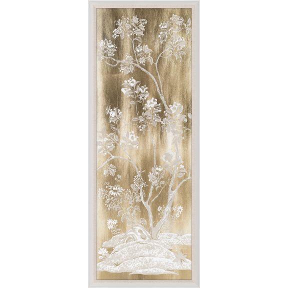 Gold Tree Panel 3