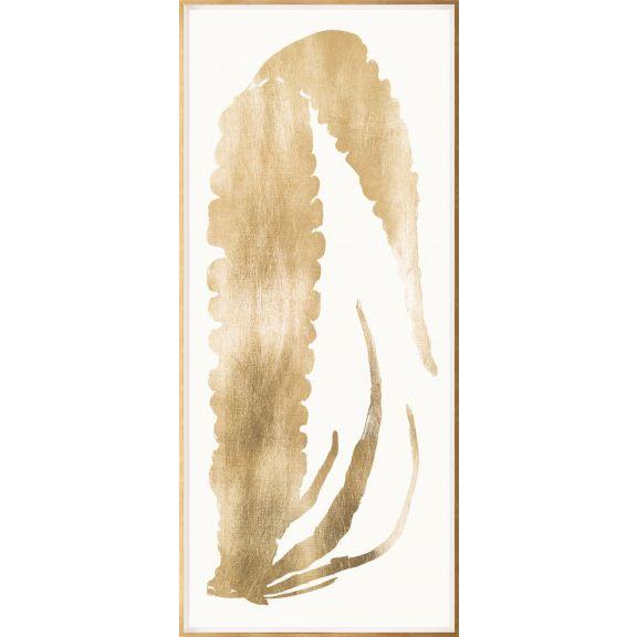 Gold Leaf Seaweed 1