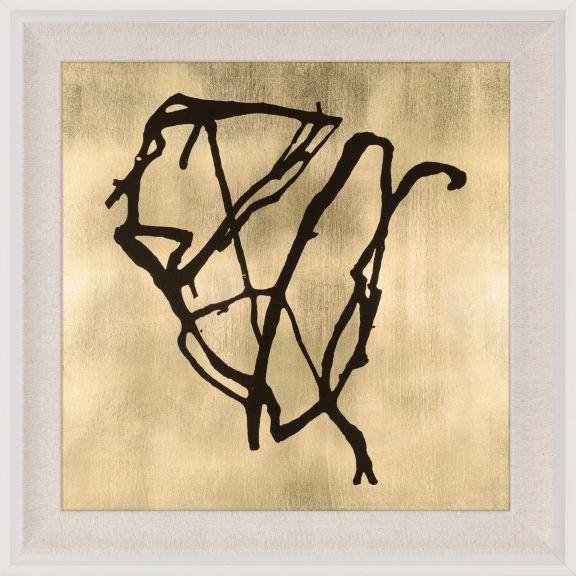 Huntzinger 2, Gold Leaf