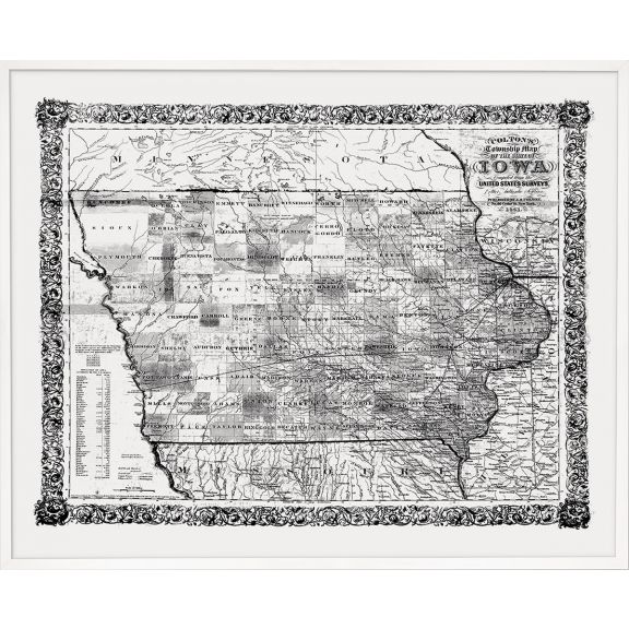 An American Journey, Large: Iowa 1