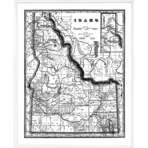 An American Journey, Large: Idaho 1