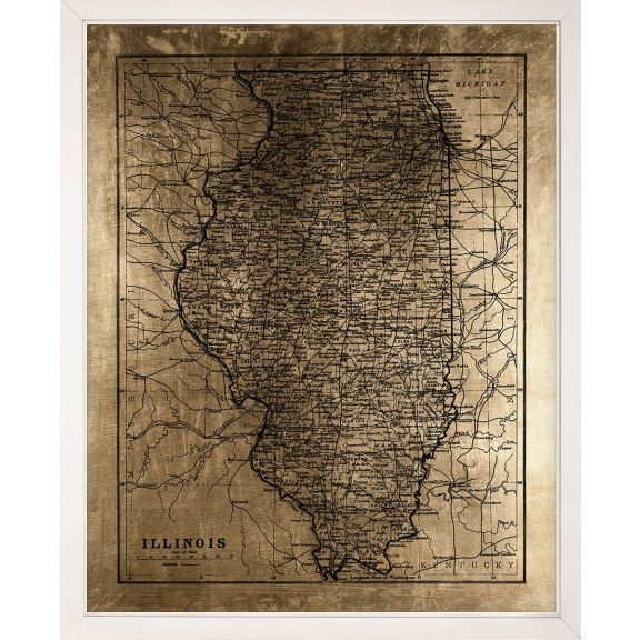 An American Journey, Small: Illinois 2