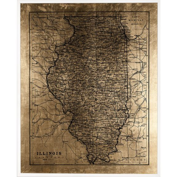 An American Journey, Large: Illinois 2