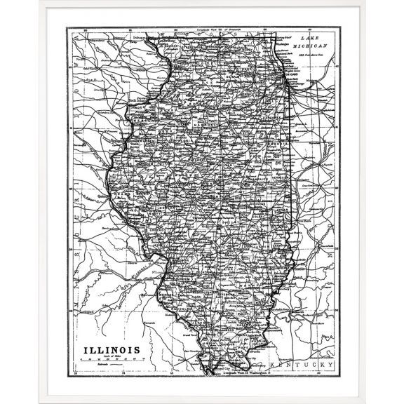 An American Journey, Large: Illinois 1