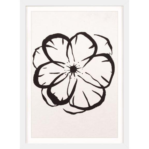 Ink Florals 1