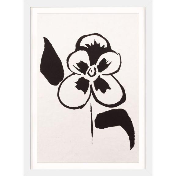 Ink Florals 11