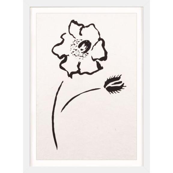 Ink Florals 4