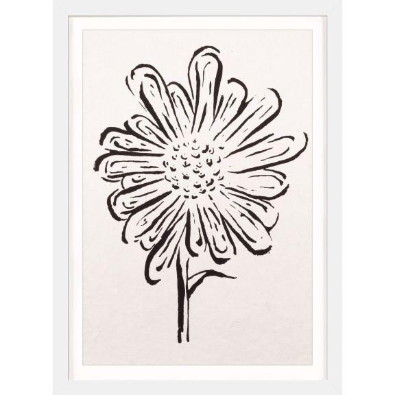 Ink Florals 5