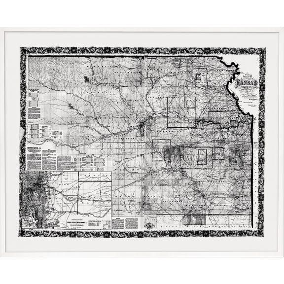 An American Journey, Large: Kansas 1