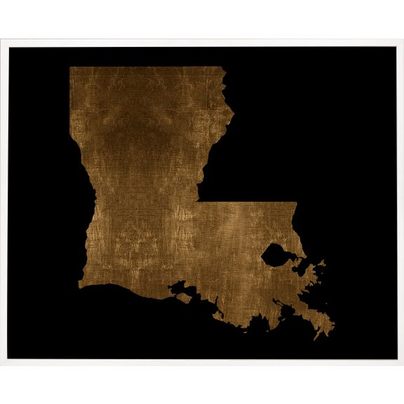 An American Journey, Large: Louisiana 4