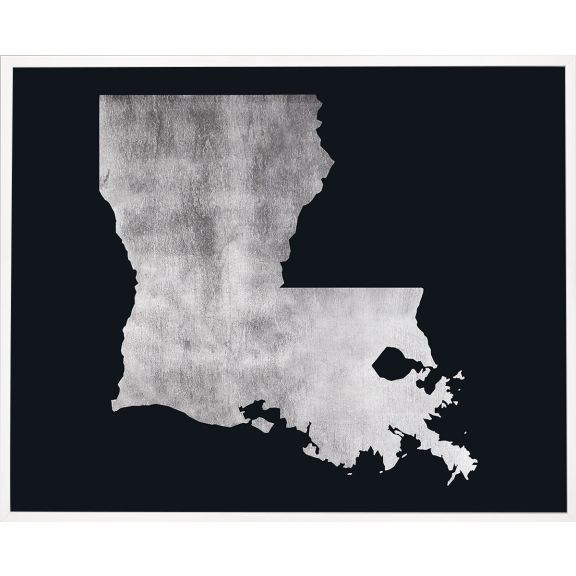 An American Journey, Large: Louisiana 3