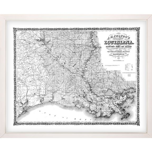 An American Journey, Small: Louisiana 1
