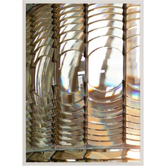 Lighthouse Glass, Diptych No. 1