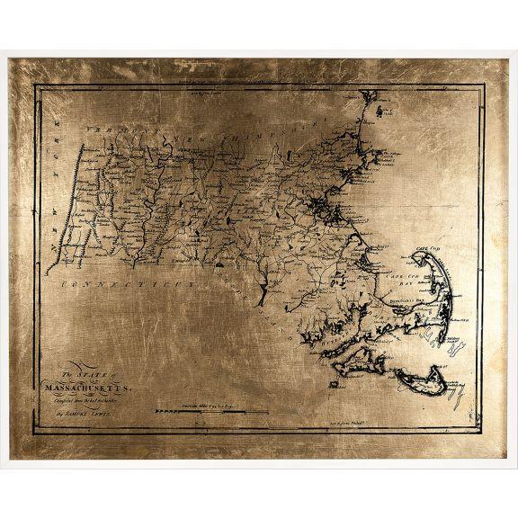 An American Journey, Large: Massachusetts 2