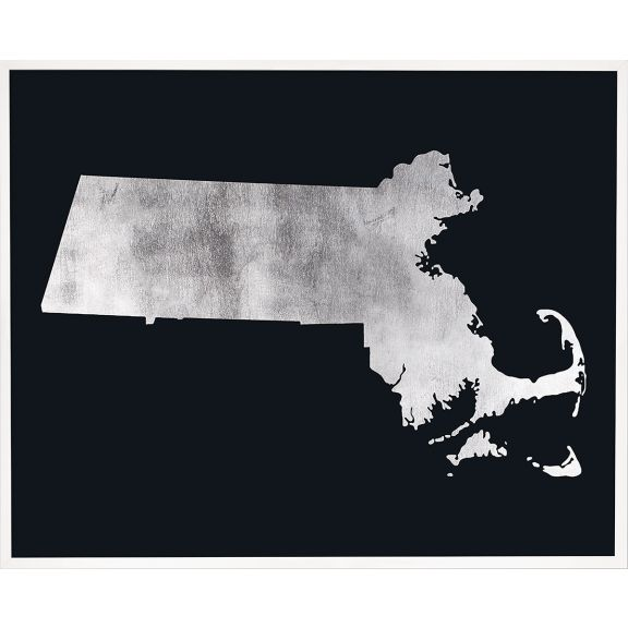 An American Journey, Large: Massachusetts 3