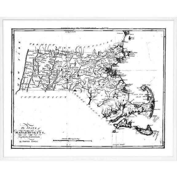 An American Journey, Large: Massachusetts 1