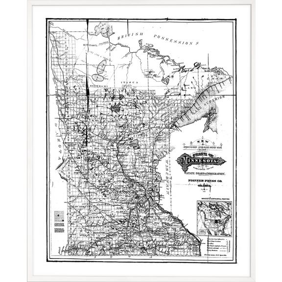 An American Journey, Large: Minnesota 1