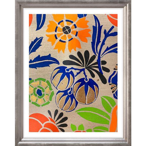 Modern Deco Flowers 4
