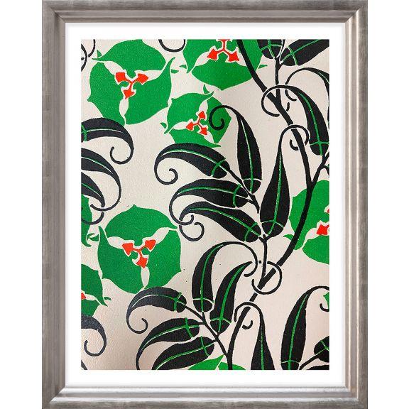 Modern Deco Flowers 1